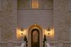 Front door, entry
