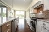 new kitchen ranch home design pittsford