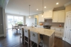 Kitchen at new home for sale in Pittsford, The Campden Ranch