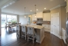 New kitchen ideas at this model home in Pittsford