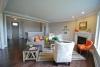 Living room or great room in this open floor plan design