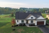 henley ranch home greenery, community, walking trails, pittsford new homes