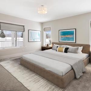 4 Tor Hill - Bedroom